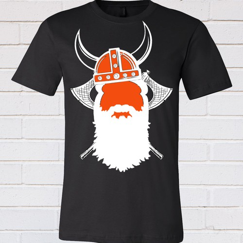 Startup culture playful Viking theme