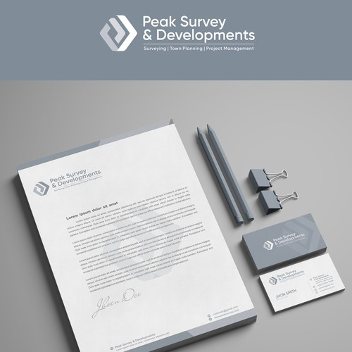 Peak Survey & Developments