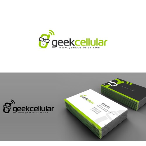 Create the next logo for Geek Cellular
