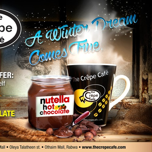 Good Design for our promotional drink