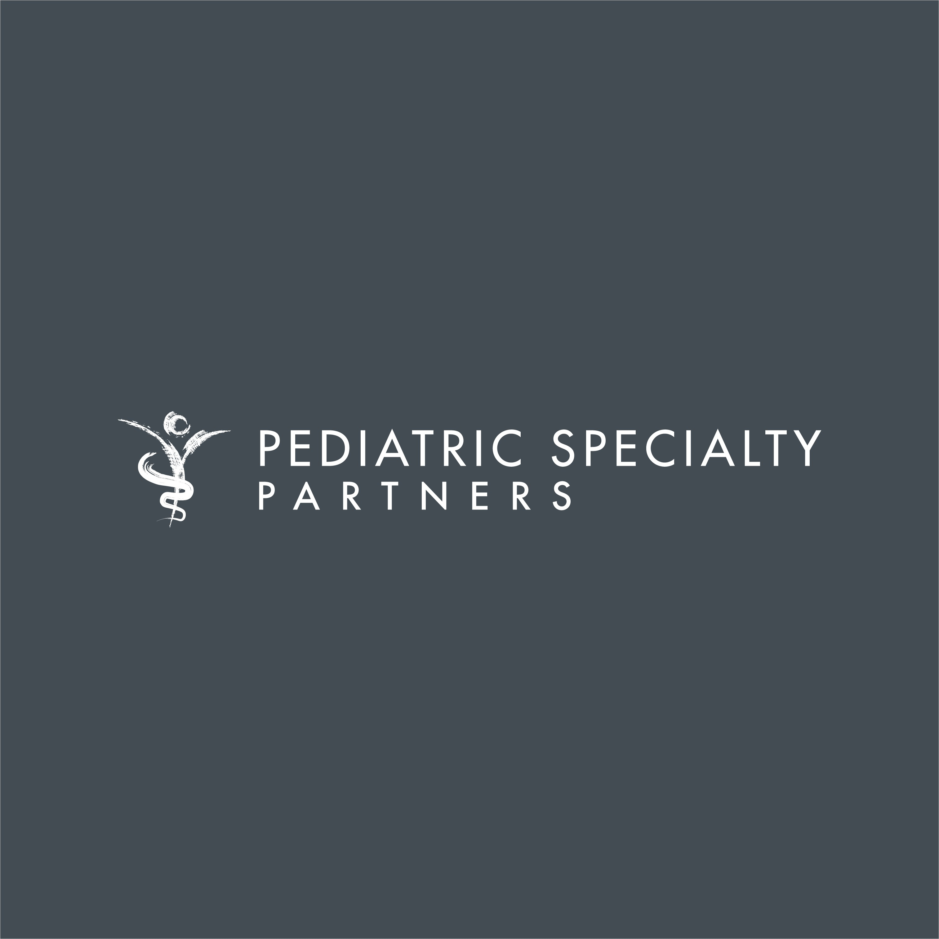 Design a whimsical but meaningful logo for Pediatric Partners