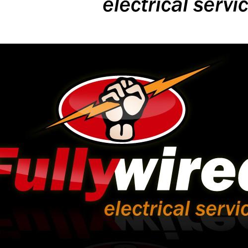 Fullywired - Web/Print Logo