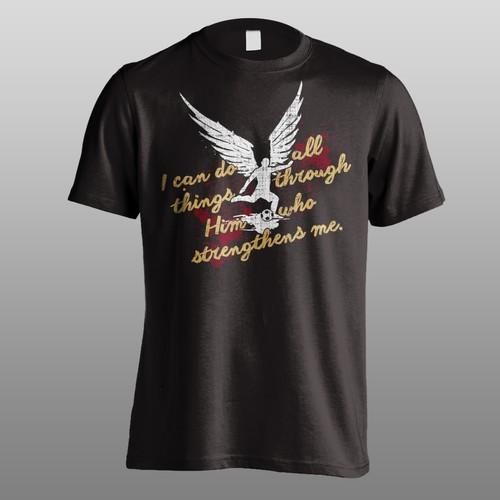 Christian soccer t shirt design