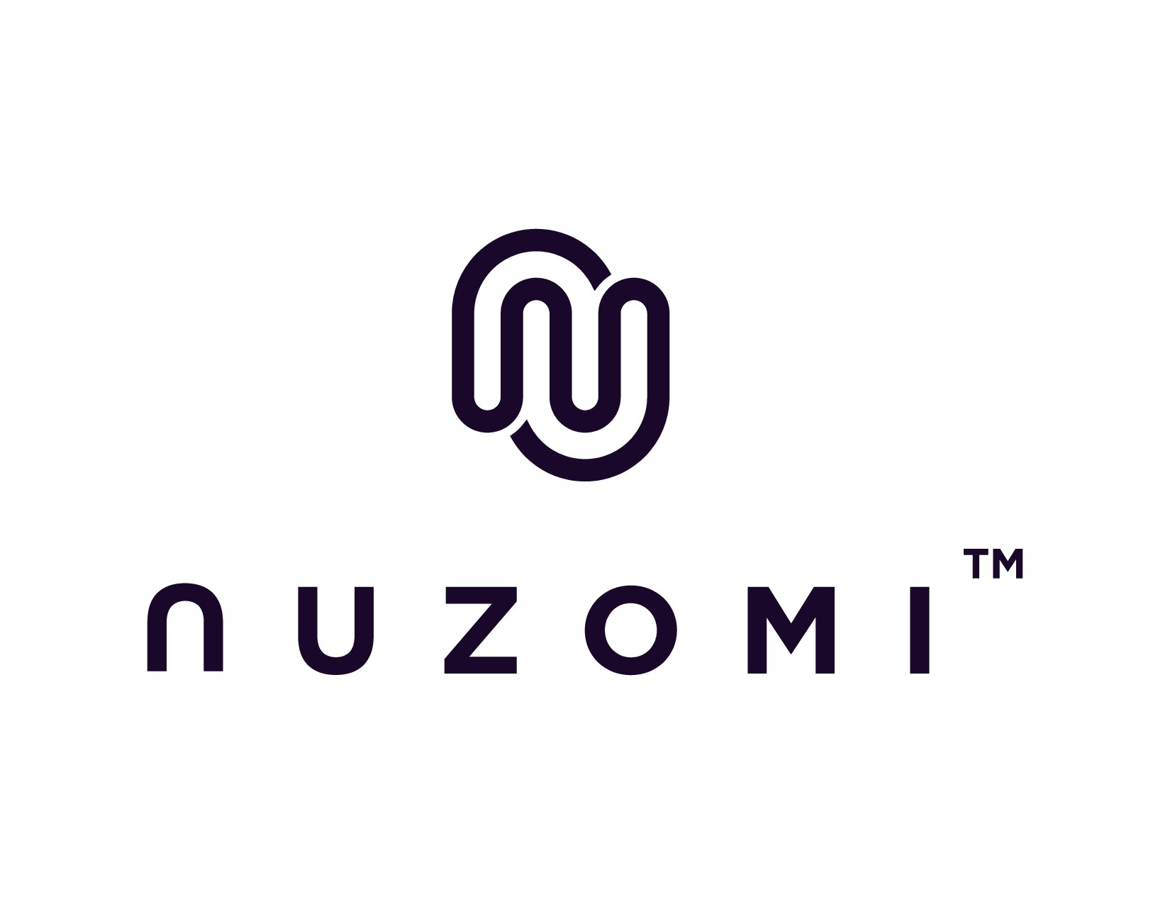 NUZOMI - Logo for a brand of sleek modern executive toys