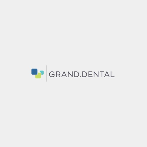 Modern logo for dental practice