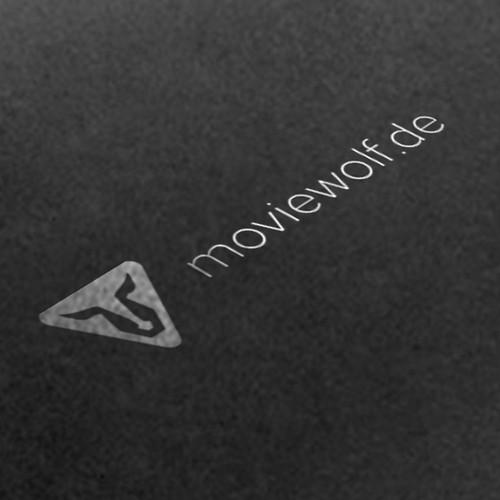 Logo Design For Moviewolf.de