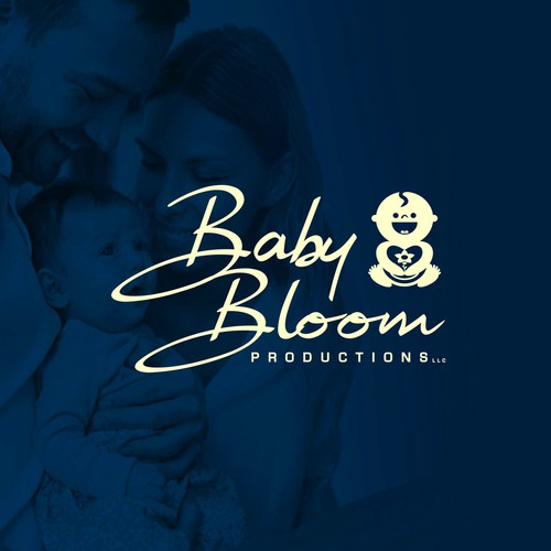 Logo Design for Baby Bloom Production