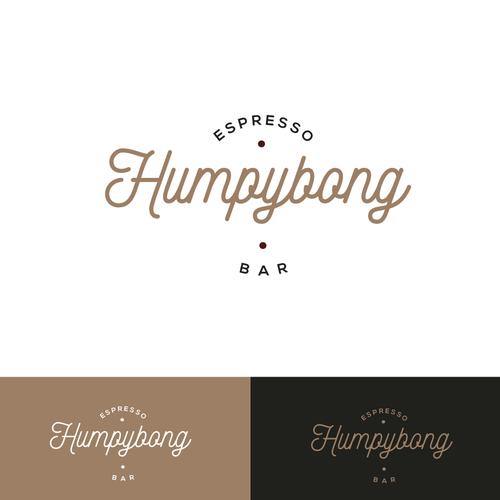 Simple logo for espresso bar