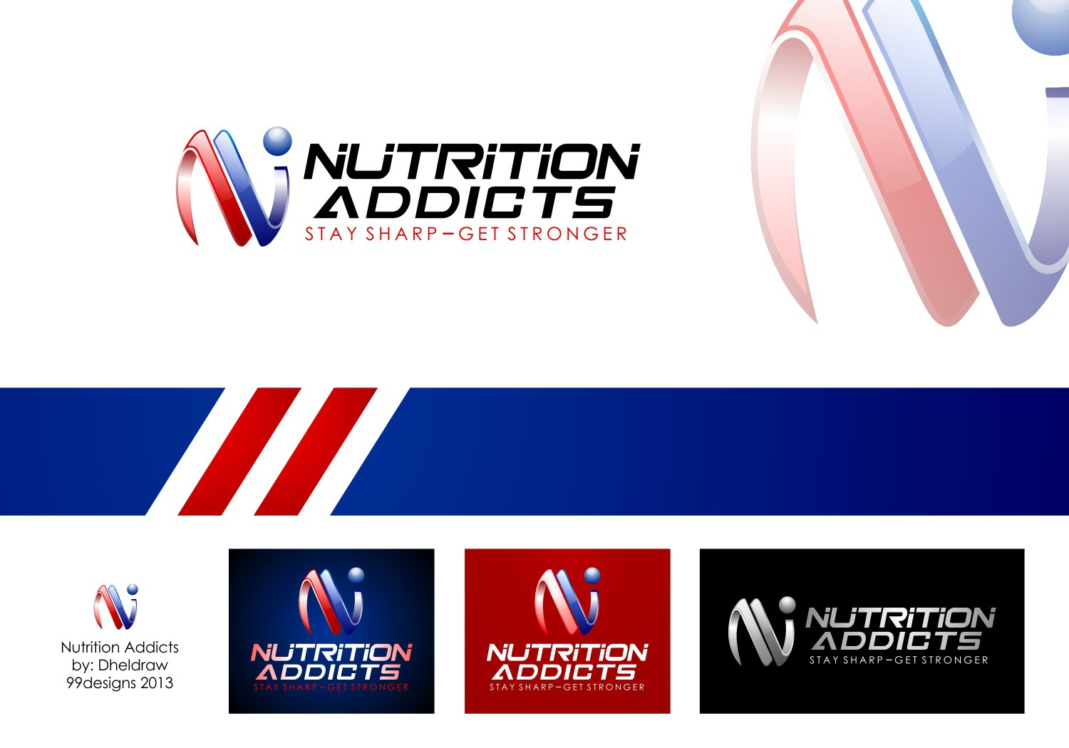 logo for Nutrition Addicts