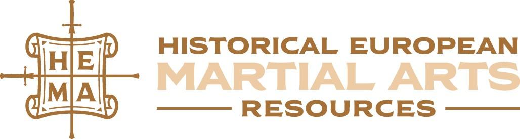 Design a logo for a historical fencing website