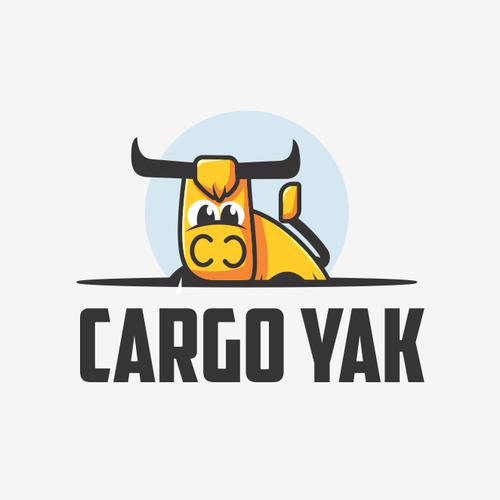 Cargo Yak logo
