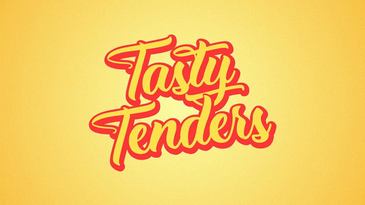 Tender Bender logo
