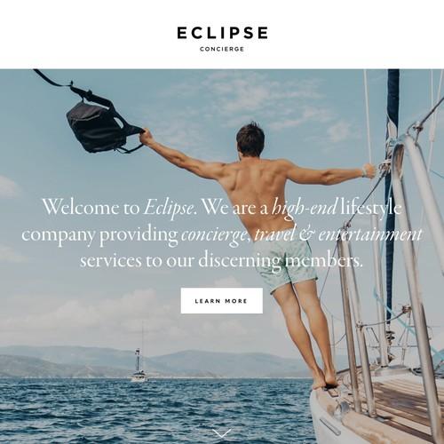 Eclipse Concierge Website