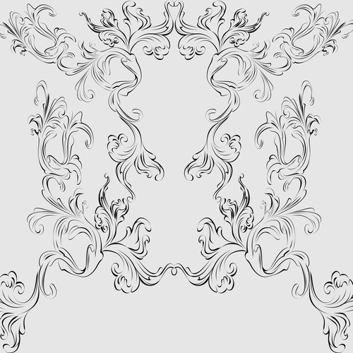 Baroque Pattern Design