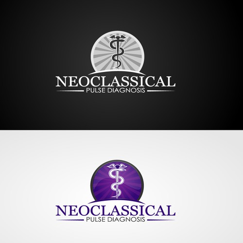 Create the next logo for NeoClassical Pulse Diagnosis