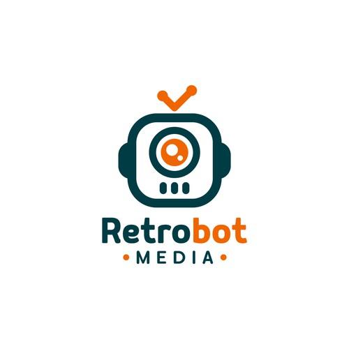 Retrobot Media logo