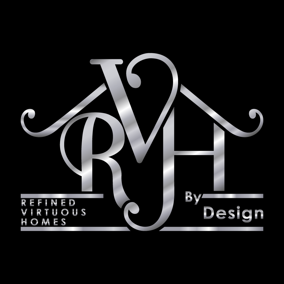 Design an empowering logo for RVH by Design