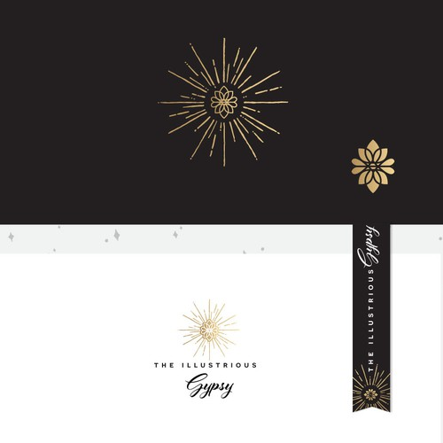 logo design for luxury candle company