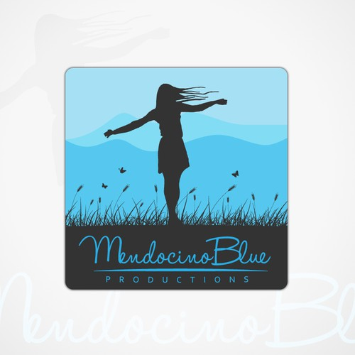 Mendocino Blue Productions needs a new logo