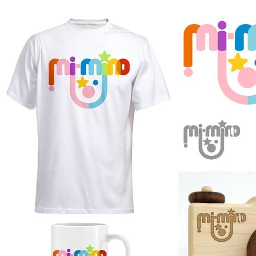 Crear el/la siguiente logo para Mi-Mino