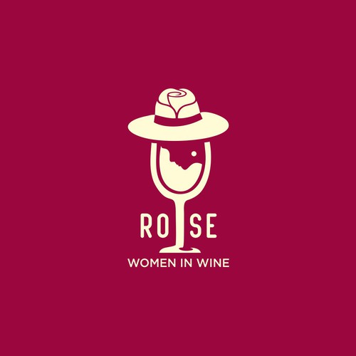 Beauty Rose Wine logo