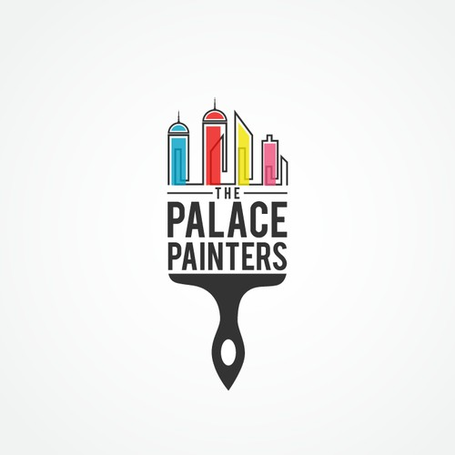 The Palace Painters logo