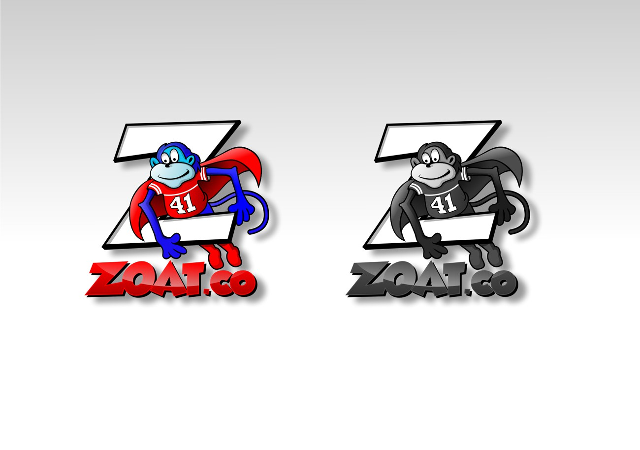 Create the next logo for ZOAT/ZOATMAN Logo