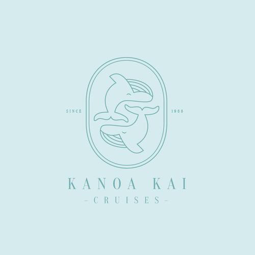 Kanoa Kai Cruises Logo