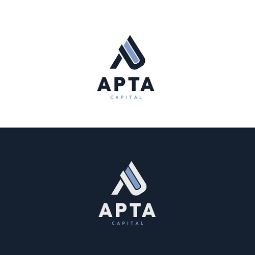 Logo concept for APTA capital
