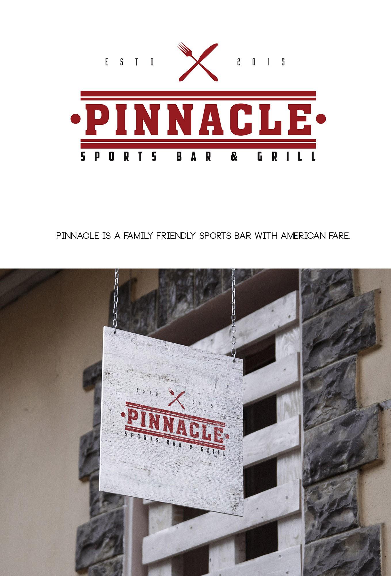 Pinnacle Sports Bar and Grill!