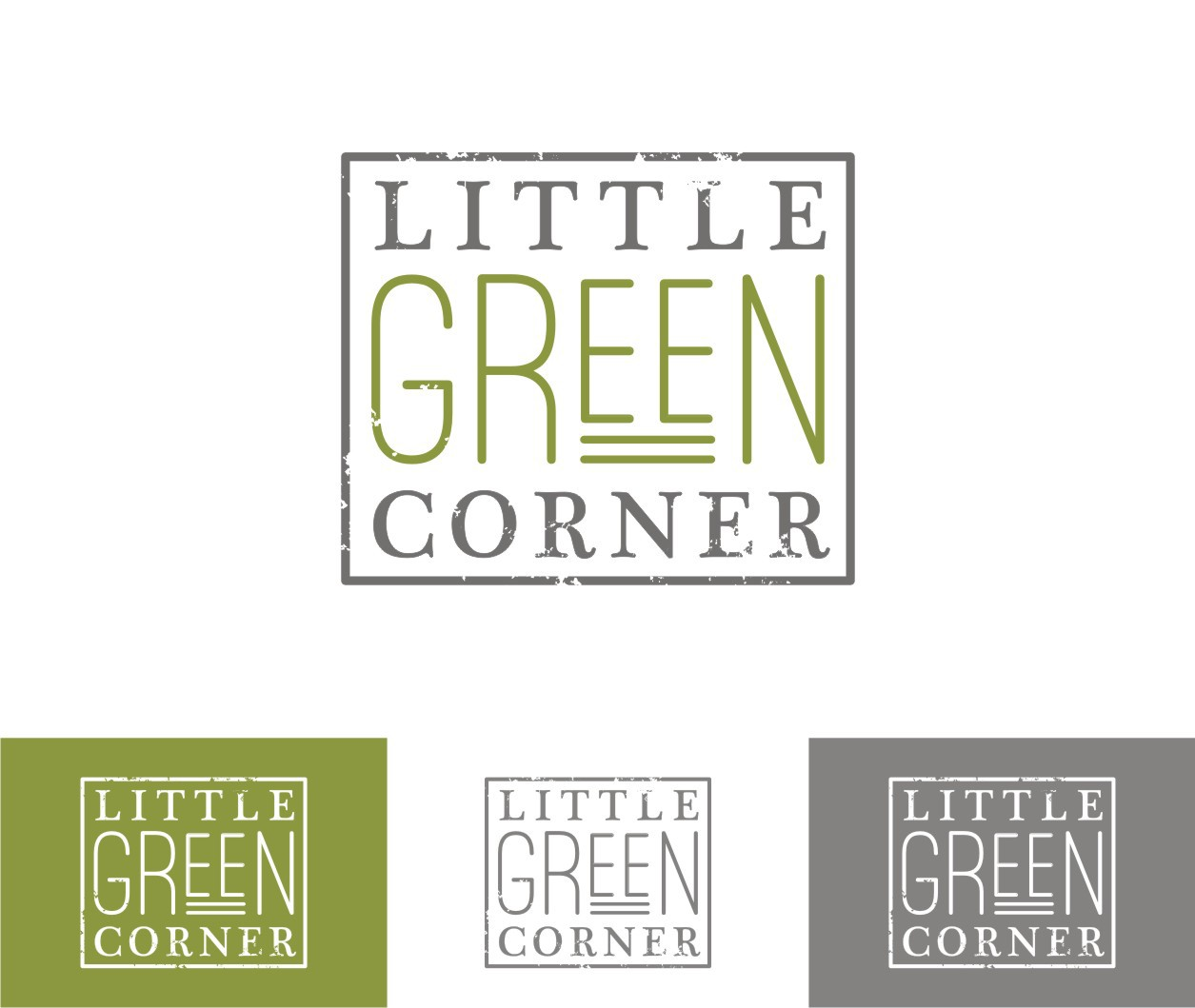 New logo wanted for Little Green Corner