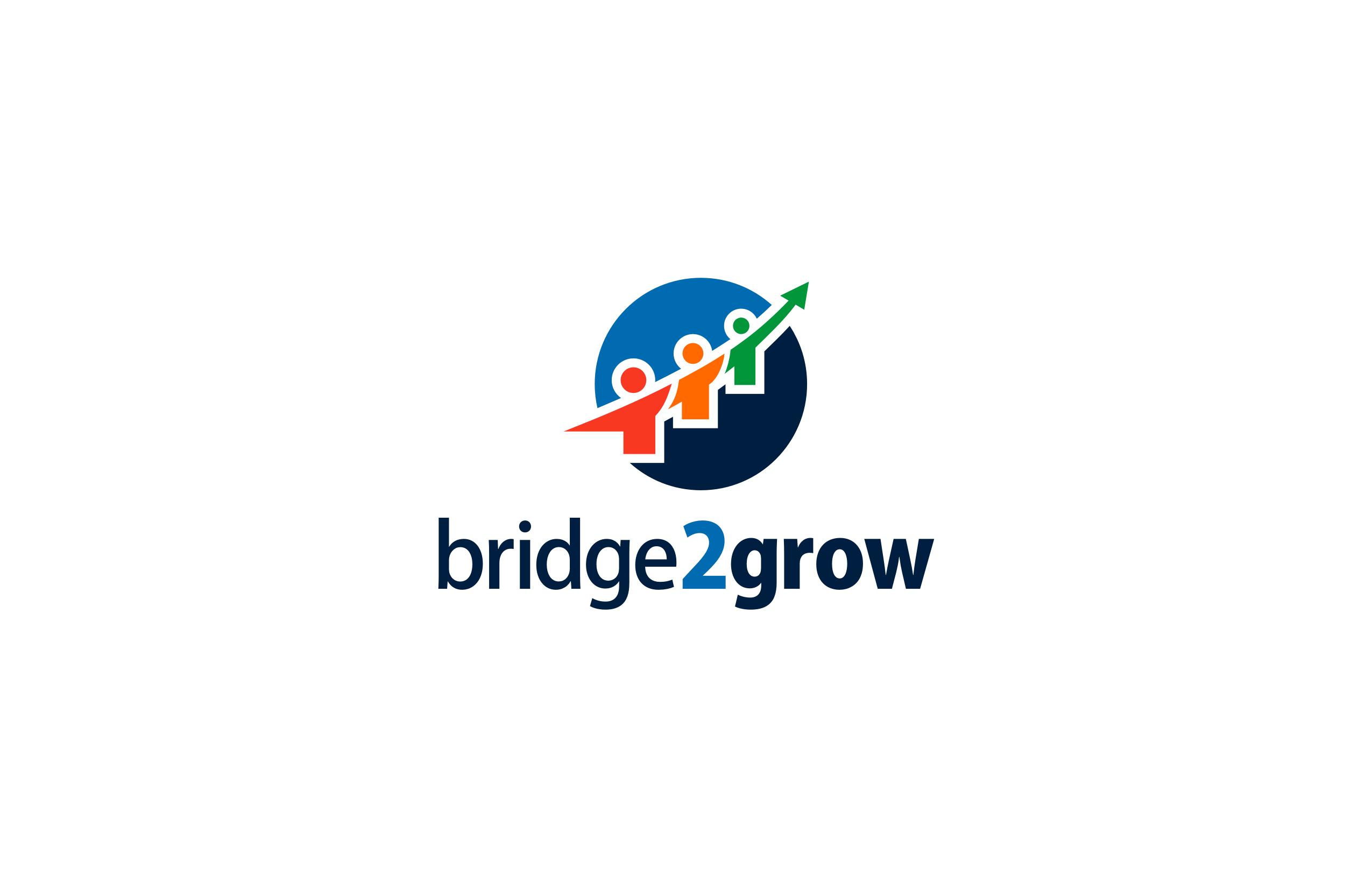 Bridge us towards the new bridge2grow-logo!