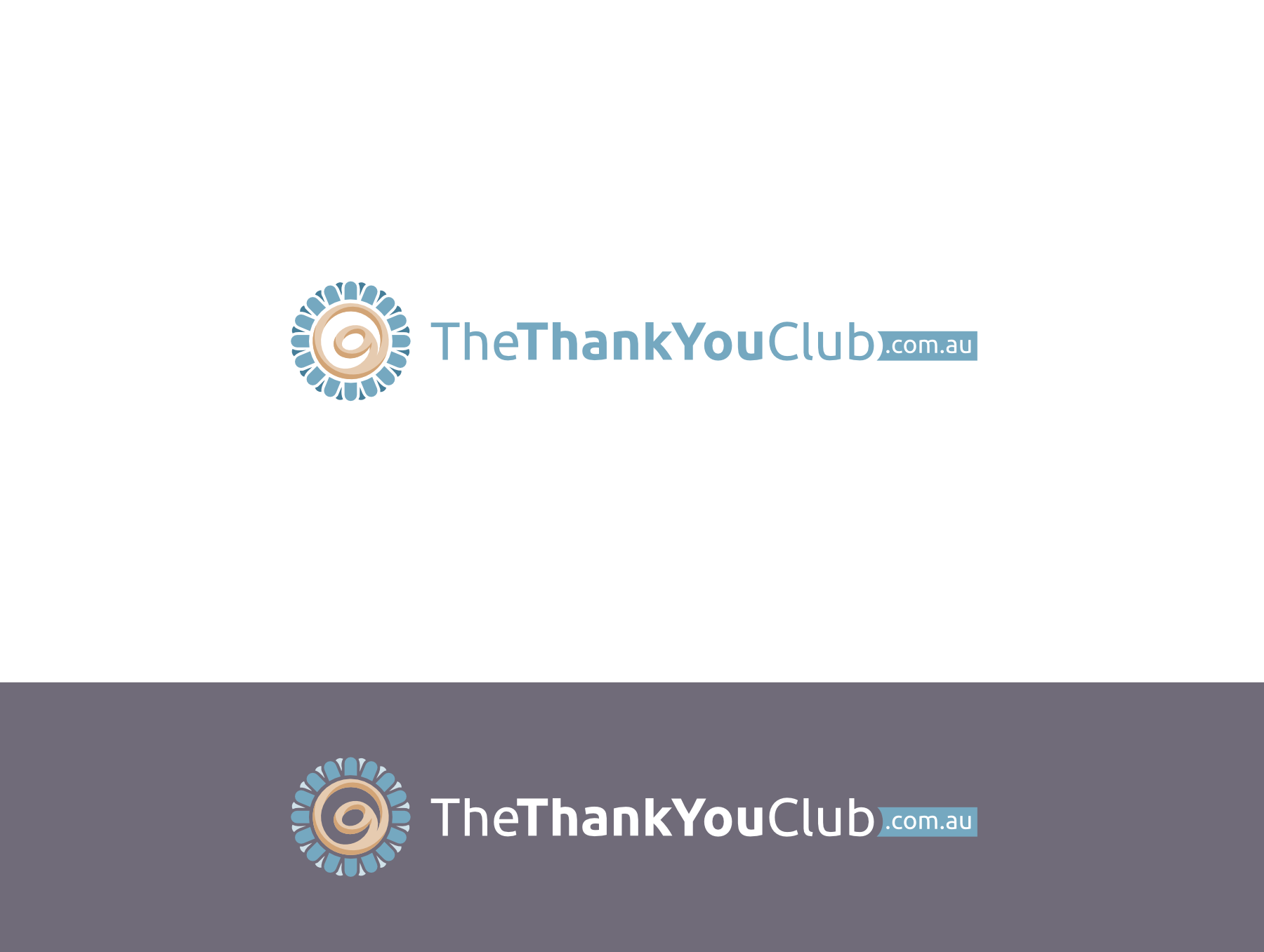 Logo design for charity workers social and rewards club