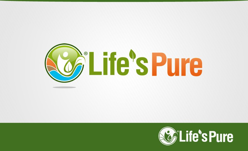 logo for Life's Pure