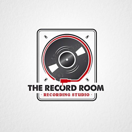 Record room logo