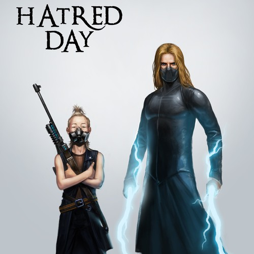 Hatred day book characters