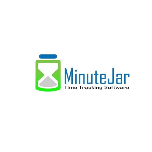 Money tracking logo