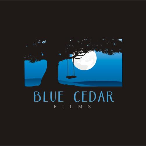 Film Production Company: design 'Blue Cedar Films' new Logo.
