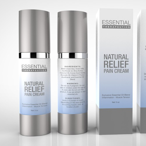 natural relief