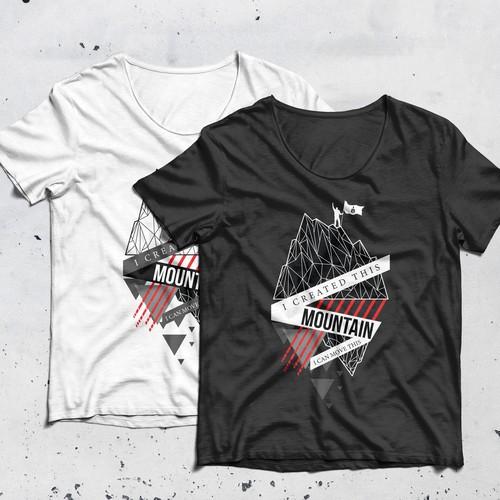 Mountain Tshirt