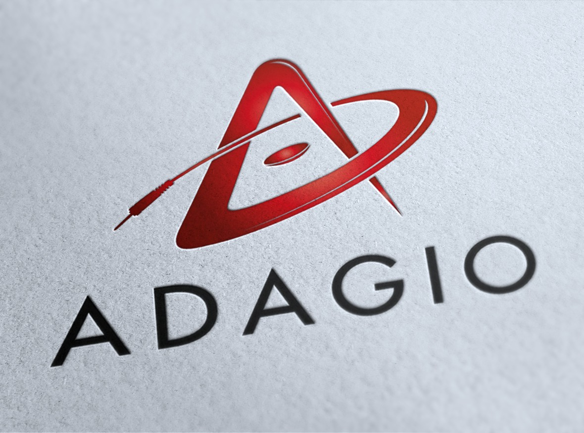 Last second to create a logo for Adagio and win $400!!