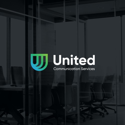 Logo for United Communication Services