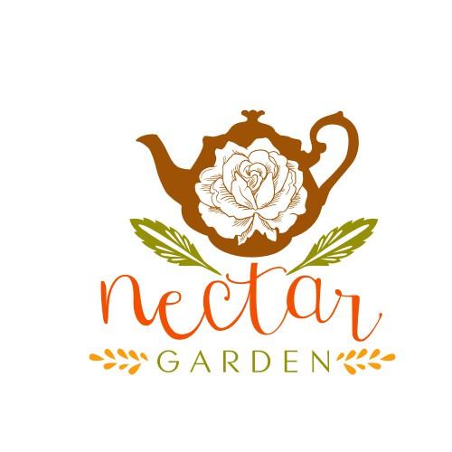 Creative Logo for Nectar Garden