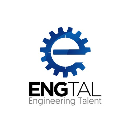 Clever logo for engineer recruitment