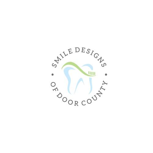 Smile Design of Door County Logo