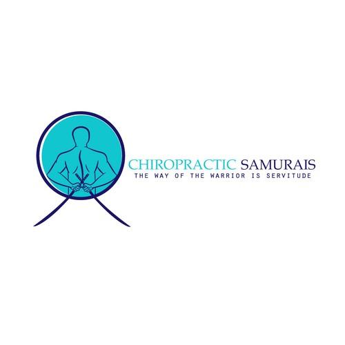Chiropractor Logo