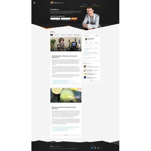 MIndHack - Entrepreneur / Pscyhology Blog