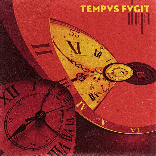 Cover Art for a Rap Song about Time