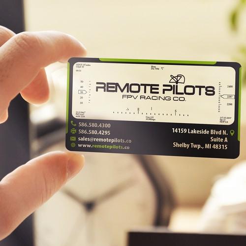 Make us a unique business card