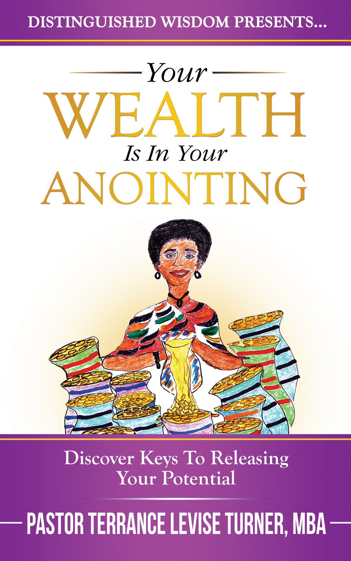 Your Wealth Is In Your Anointing-(Updates)